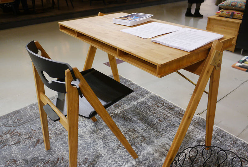 Buy Flexible Home Office Desk Made From Bamboo | 212Concept