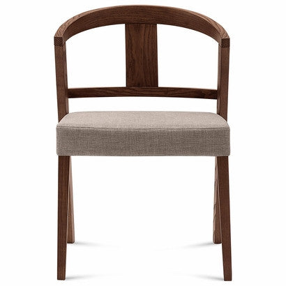 Buy Solid Ashwood Upholstered Italian Chair | 212Concept