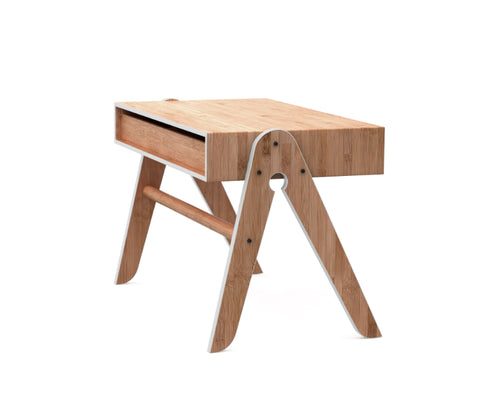 Modern Danish Ecological Kids Study Desk Made By Bamboo | 212Concept