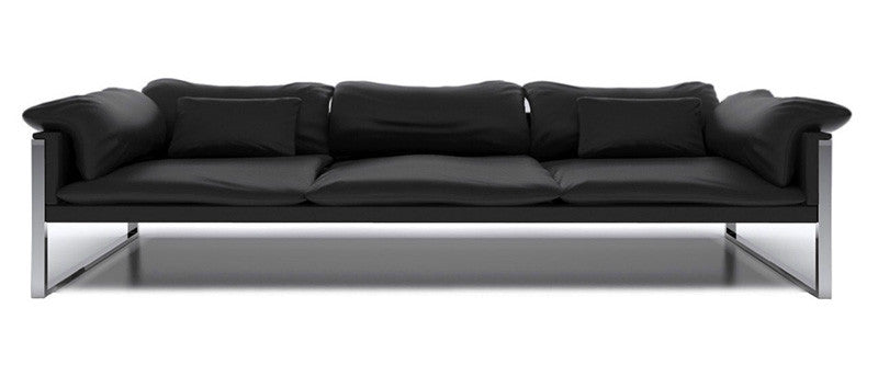 Black Go Large extra large sofa