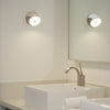 Buy Fully Rotational Round LED Energy Efficent Wall Sconce | 212Concept