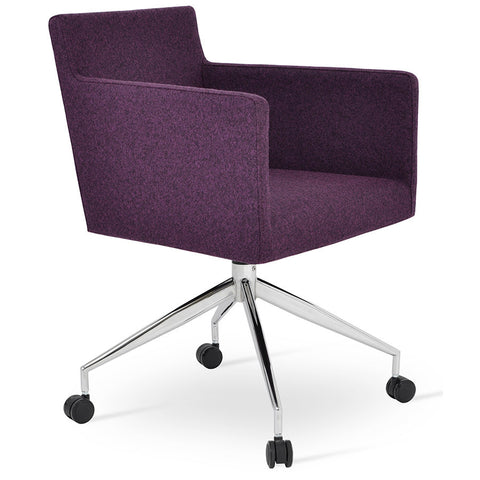 Buy Box Shaped Modern Harput Spider Office Chair | 212Concept