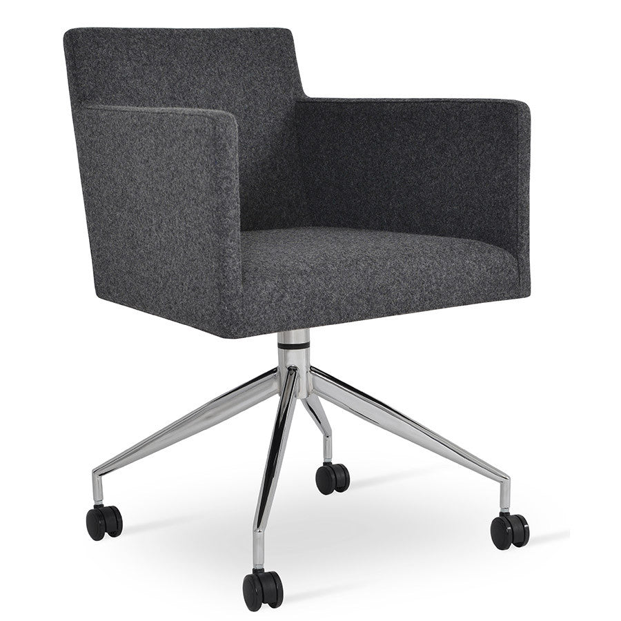 Buy box shaped modern harput spider office chair 212concept