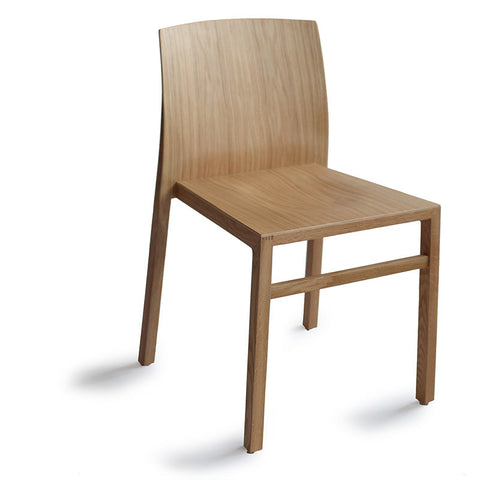 Wooden Hanna Side Chair