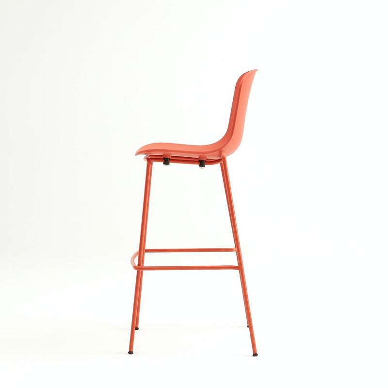 Holi Stackable Barstool Solid