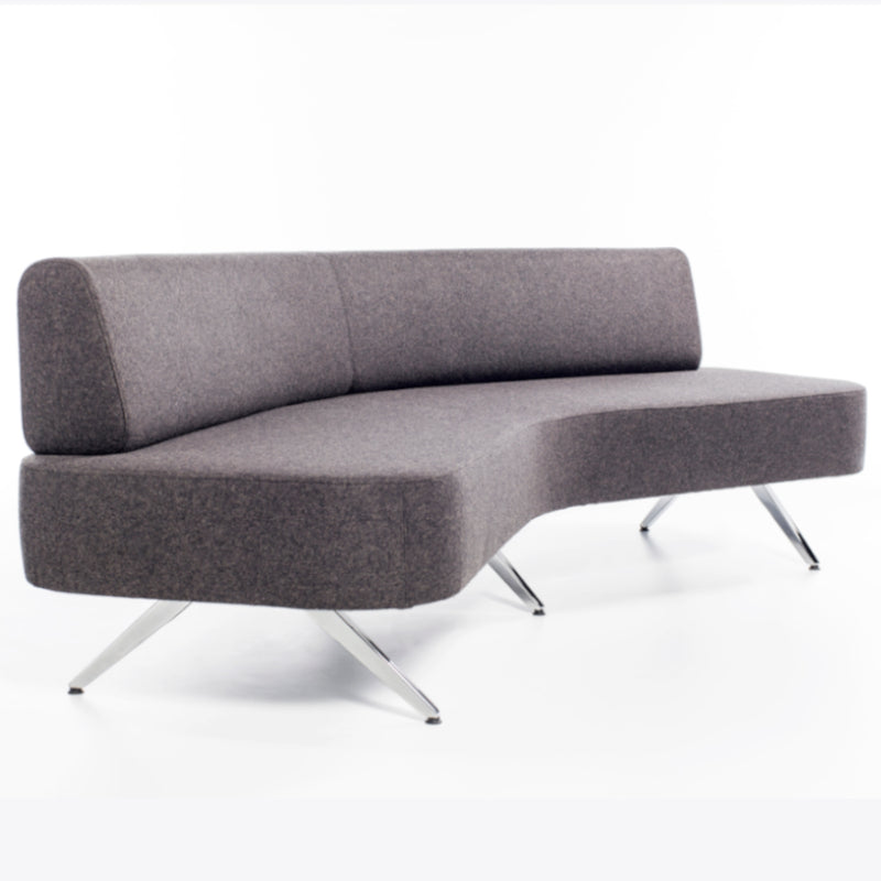 Boomerang Curved Sofa