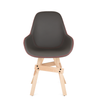 Buy Wood Legged Vintage Race Car Seat Shell Chair | 212Concept