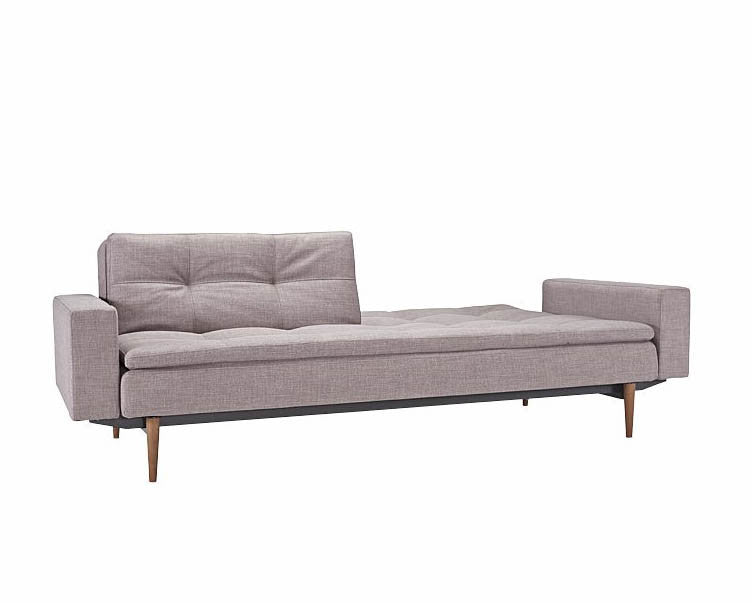 Buy Wood Legged Dublexo Sofa Sleeper with Arms | 212Concept