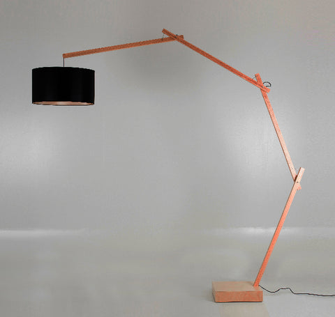 Modern Black Light with Articulated Arm Mechanism | 212Concept