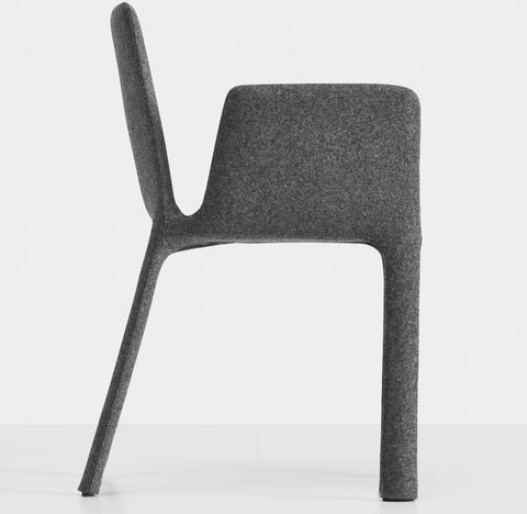 Buy Sleek Minimal Italian Fully Upholstered Armchair | 212Concept