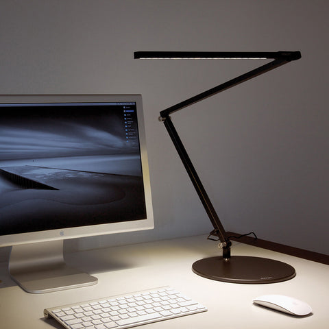 Buy Flexible LED Equipped Minimal Z-Bar Desk Lamp | 212Concept