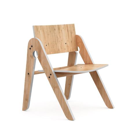 Buy Light Bamboo Wood Kid's Room Chair | 212Concept