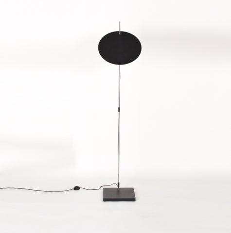 Buy Contemporary Plywood Floor Light With Round Shape | 212Concept