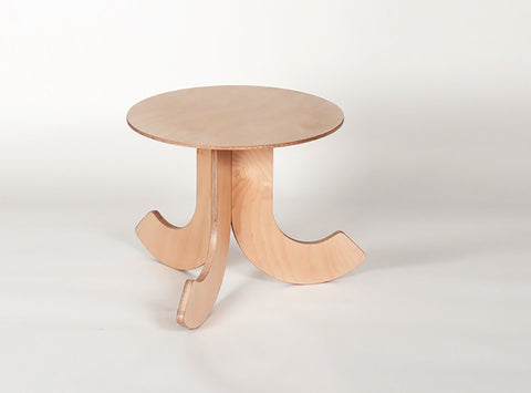 Shop For Petite Wooden Side Table in Oak | 212Concept