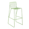 Buy Stainless Steel Green Light Weight Kitchen Stool | 212Concept