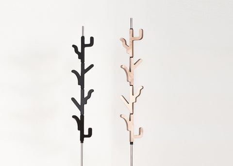 Shop For Asymmetric Forms of Wooden Coat Hanger | 212Concept