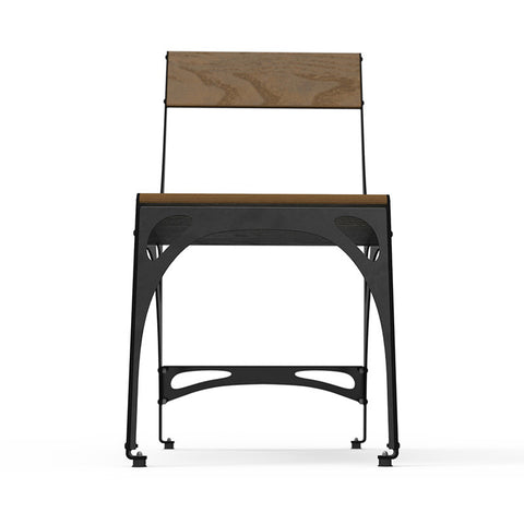 Industrial Modern Side Chair