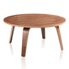 Buy Scandic-Modern Walnut Finish Veneer Coffee Table | 212Concept