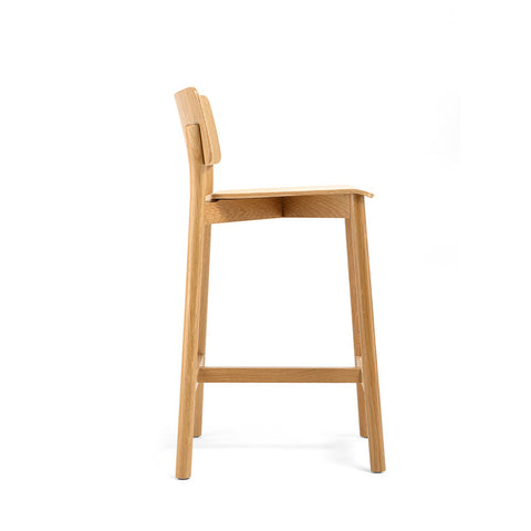 Buy Modern Wooden Restaurant Stool | 212Concept