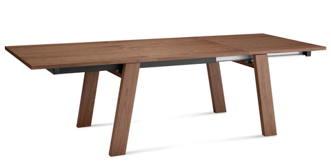 Buy Ashwood Frame Extension Table in Walnut Finish Option | 212Concept