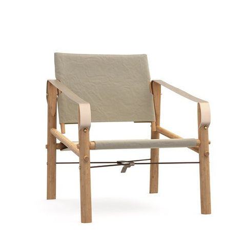 Buy Portable Bamboo Danish Field Chair | 212Concept