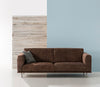 Buy Contrast Color Upholstered Fabric Sofa | 212Concept