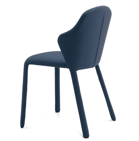 Buy Fully Upholstered Italian Semi-Arm Chair | 212Concept