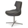 Shop For Grey Patara 4-Star Swivel Chair | 212Concept