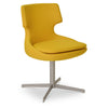 Shop For Yellow Patara 4-Star Swivel Chair | 212Concept