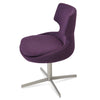 Shop For Purple Patara 4-Star Swivel Chair | 212Concept