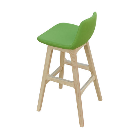 Shop For Rich Wooden Legs Contemporary Stool | 212Concept