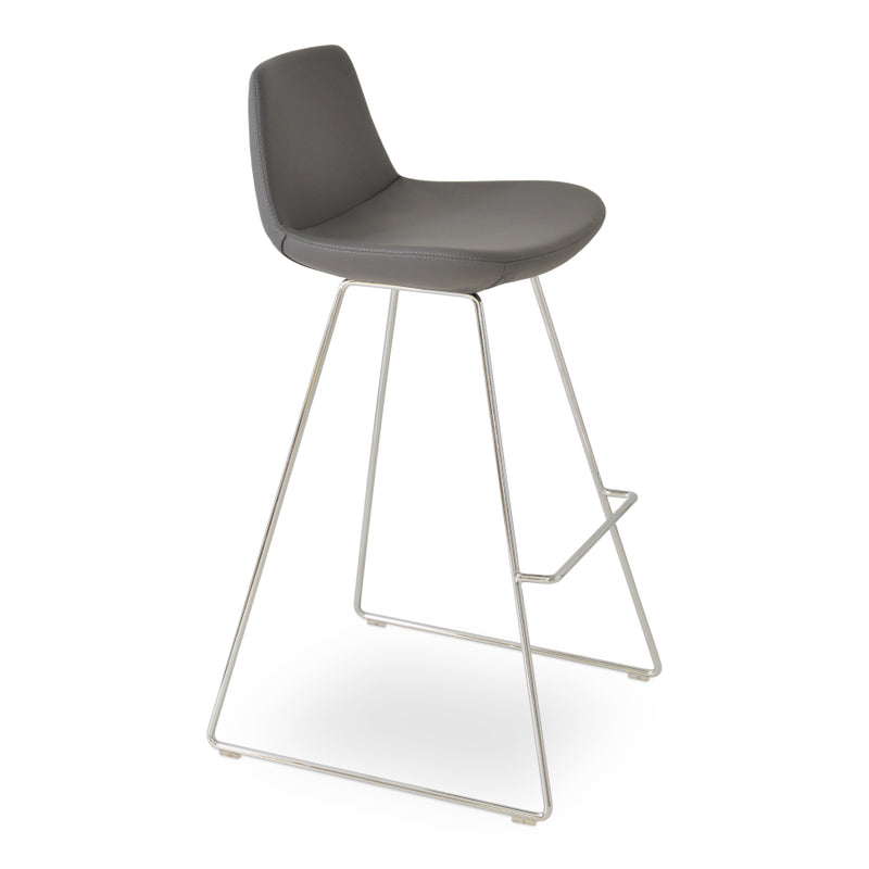 Pera Wire Stool