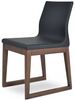 Buy Polo Wooden Sled Base Upholstered Chair | 212Concept