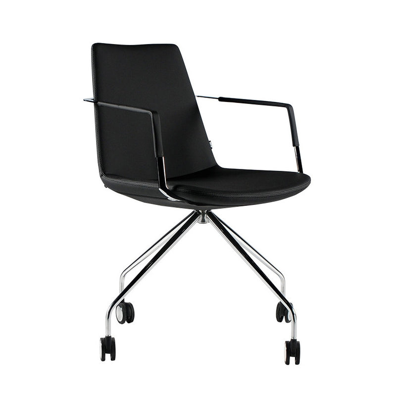 Buy Minimal Four Legged Upholstered Pera Task Chair | 212Concept