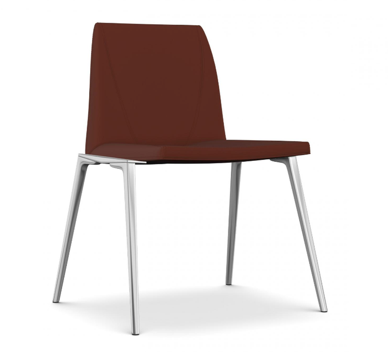 Buy Aerodynamic Shaped Contract Quality Italian Side Chair | 212Concept