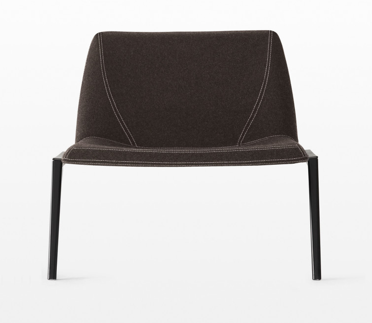Buy Contrast Stitching Light Weight Wide Lounge Chair | 212Concept