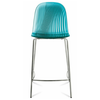 Buy Transparent Light blue Playa-SGB stool by Domitalia