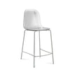 Buy Transparent Fume Playa-SGB stool by Domitalia