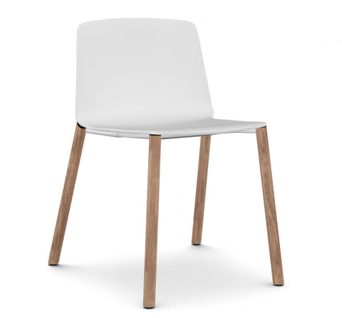 Buy Wood Leg Kristalia Stackable Side Chair | 212Concept