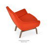 Rebecca Plywood Lounge Chair