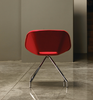 Buy Oval Shaped Modern Swivel Dining Chair | 212Concept