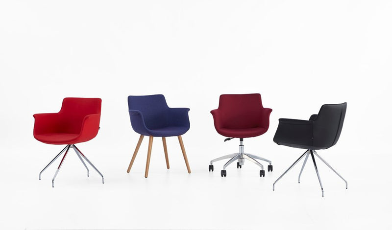 Buy Curvy Mid-Century Modern Rego Armchair Collection | 212Concept
