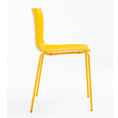 Rest 4-Leg Stacking Chair