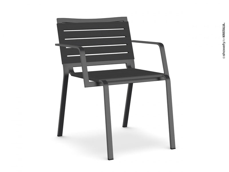 Rest Stackable Outdoor Chair - Pack of 4