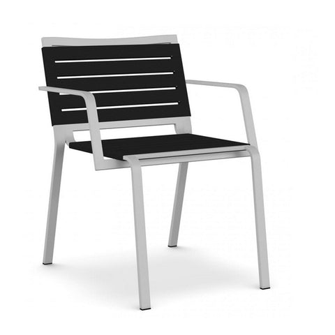 Buy Aluminum Light Weight Woven Back Designed Outdoor Chair | 212Concept