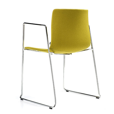 Buy Rest Stacking Sled Base Commercial Modern Chair | 212Concept