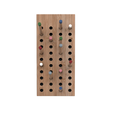 Buy Wooden Graphical Fun Danish Coat Hanger | 212Concept