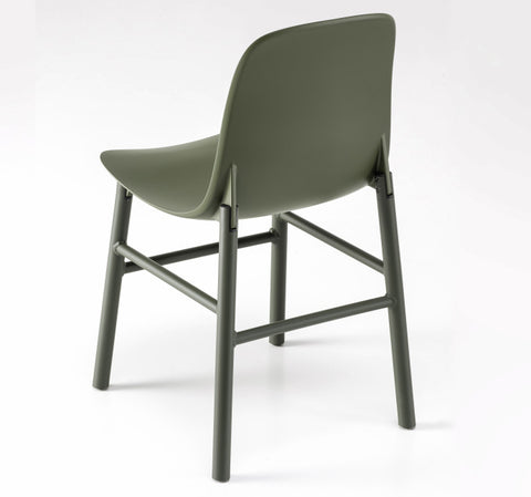 Buy Matte Lacquered Aluminium Legs Ergonomic Chair | 212Concept