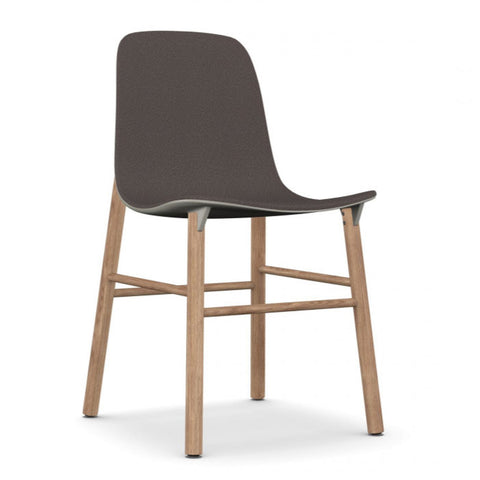 Buy Award Winning Kristalia Wood Legged Chair | 212Concept