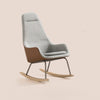 Buy Asymmetrical Public Space Rocker Chair | 212Concept